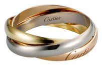 SOLD--One day sale Cartier Trinity Ring