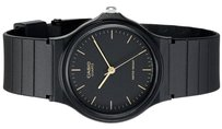 Casio Casio Men's MQ24-1E Black Resin Watch