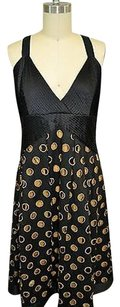 Catherine Malandrino short dress Black on Tradesy