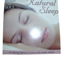 CDW CD-Natural-Sleep-A-calming-blend-of-piano-and-ocean-waves-sounds-of-birds - take a break & relax!