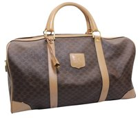 Celeni Brown Travel Bag