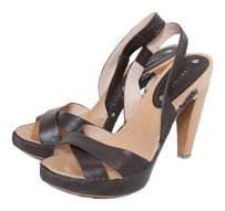 Céline Brown Sandals