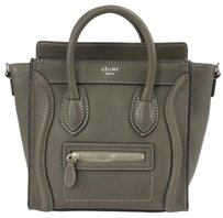 Céline Celine Nano Luggage Tote Shoulder Bag