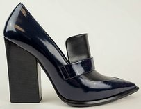 Cline Celine Navy Spazz Black / Blue Pumps