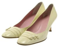 Céline Cream Pumps