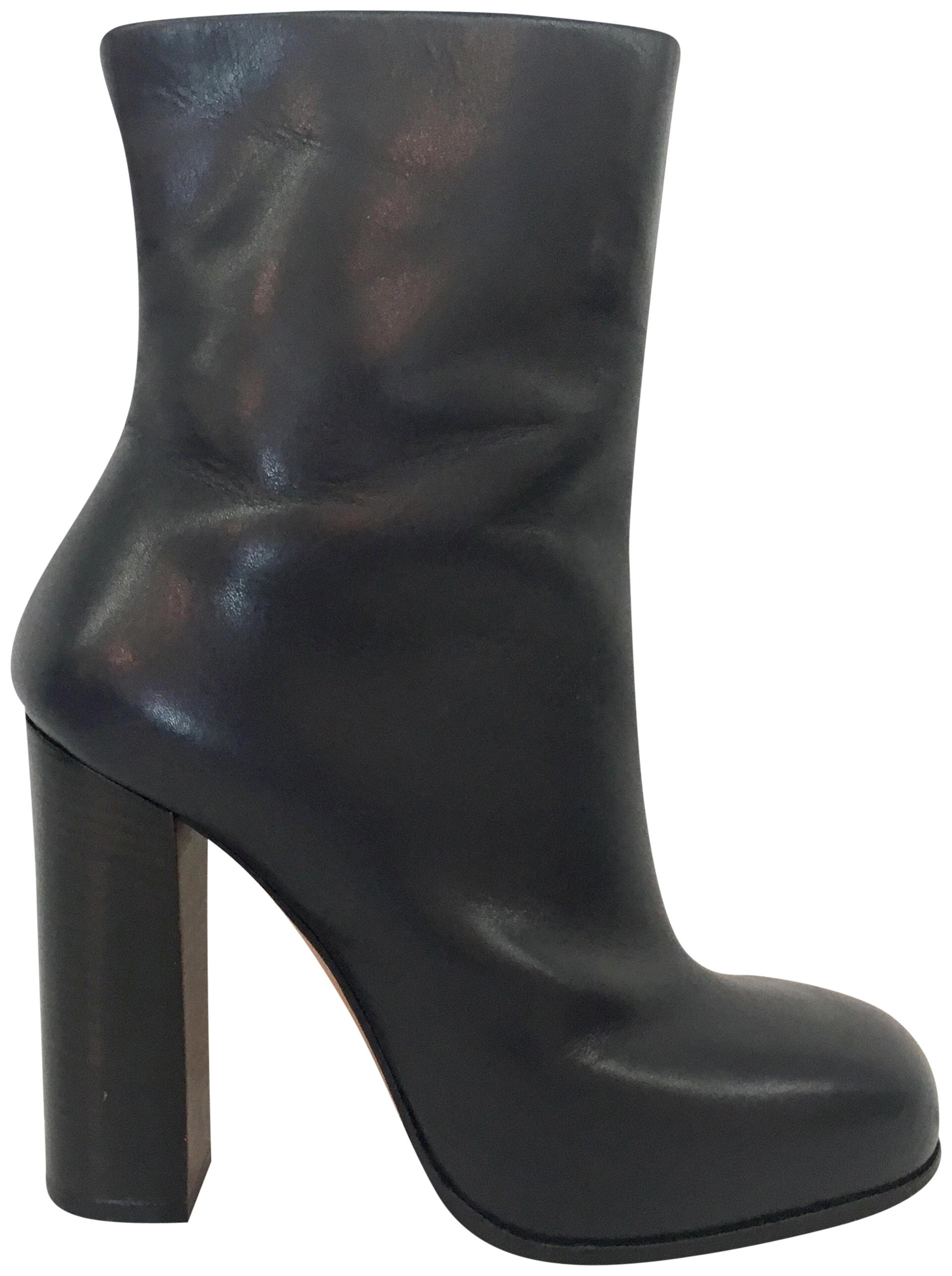 66ae77b54dac Céline Navy Blue Chunky Boots Booties Size Size Size EU 35.5 (Approx ...