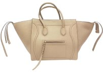 Cline Tote in beige
