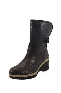 Cesare Paciotti Wedge Grey Boots