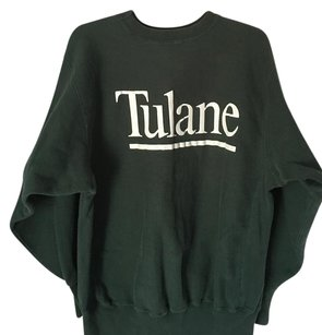 CHAMPION HEAVY Warm Official Tulane Sweater
