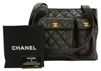 Chanel 4295691 Leather Shoulder Bag