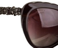 Chanel 5354 Chanel Polarized Butterfly Camellia Bijou Sunglasses