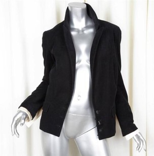 Chanel 04a Womens Black Jacket