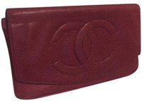 Chanel caviar CC wallet/Clutch vintage