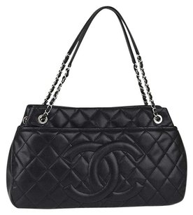 Chanel Cc Logo Shoulder Bag