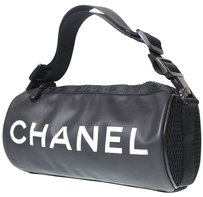Chanel Cc Sports Line Shoulder Bag
