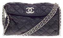 Chanel Chain Around Washed Lambskin Chain Around Classic Quilted Leather 2.55 Flap Fold Signature Casual Luxury Diamond Hobo Bag
