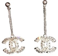 Chanel Chanel Dangle Both Side Earring