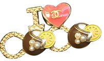 Chanel Chanel I Love Coco Brooch