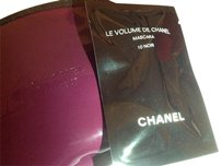 Chanel Chanel Le Volume mascara 2pcs set makeup bag gift