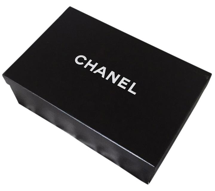 CHANEL CLASSIC SHOES BOX.