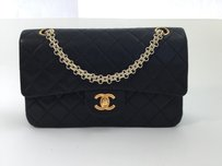 Chanel Double Flap Classic Shoulder Bag