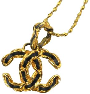 Chanel 02P CC Necklace 223689