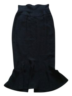 Chanel Gucci Dress Maxi Skirt Black