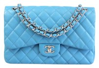 Chanel Jumbo Caviar Shoulder Bag