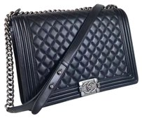 Chanel Large Boy Flap Shoulder Bag