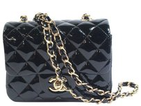 Chanel Mini Classic Flap Shoulder Bag