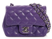 Chanel Quilted Ch.k1017.03 Small Flap Cross Body Bag
