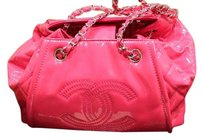 Chanel Satchel in Fuchsia