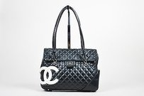 Chanel White Quilted Shoulder Bag