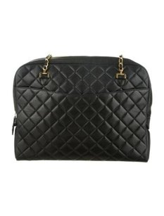 Chanel Classic Leather Shoulder Bag
