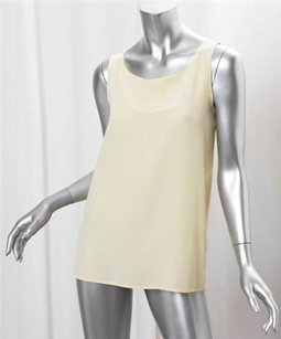 Chanel Boutique Womens Top Yellow