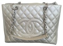 Chanel Tote in Champagne