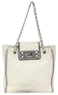Chanel Woc Graffiti Le Boy Cavia Shoulder Bag