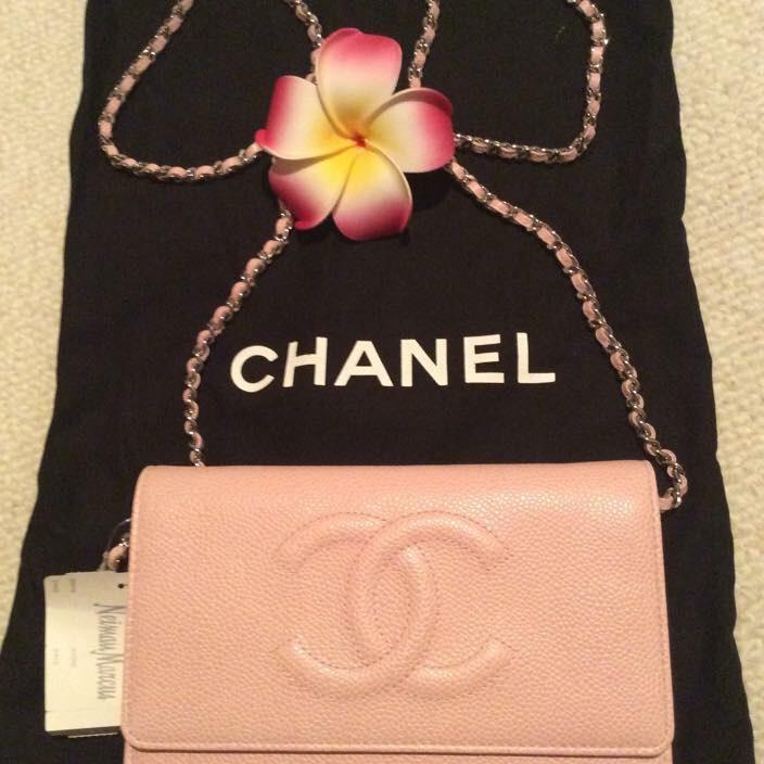 Chanel WOC In Pink