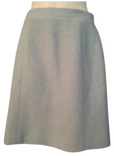 Chanel Wool 42 10 Skirt