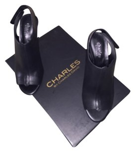 Charles David Blac Pumps
