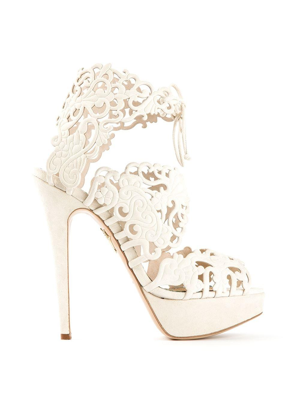 Charlotte Olympia Cut out pumps SfQBB