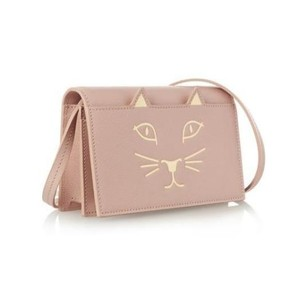 Charlotte Olympia Blush Cross Body Bag