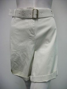 Charter Club Must Have Tab Shorts Beiges