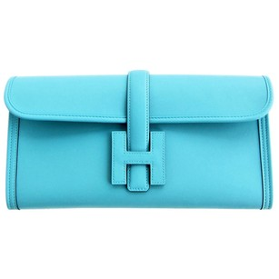 Chicjoy Hermes Atoll Jige Elan Satchel in Blue