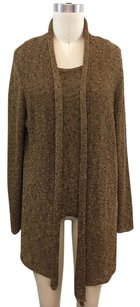 Chico's Woven Knit Long Set 1 Sweater