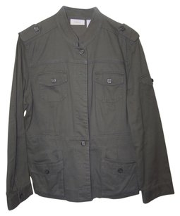 Chico's Green Jacket