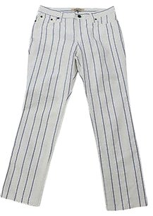Chloé See By Chloe Blue Relaxed Pants White