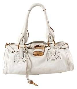 Chloé Accessories & Designer Items Tote in White