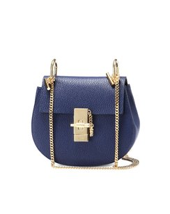Chloé Chloe Drew Leather Mini Cross Body Bag