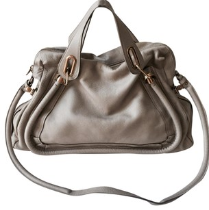 Chloé Satchel in Beige